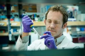 Dr. Matthew Farrer Photo by Martin Dees