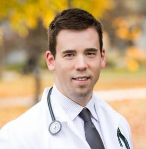 Mike Bergunder, MD '15
